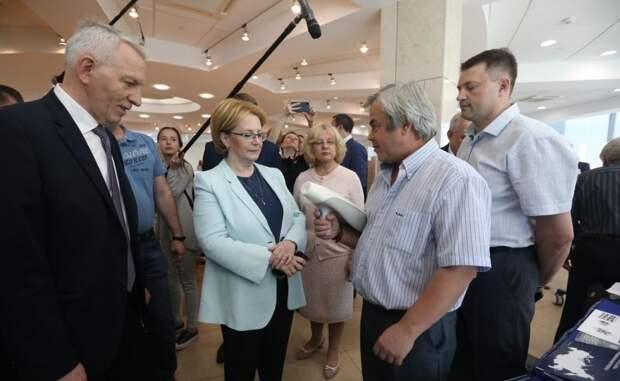 Министр здравоохранения Вероника Скворцова: «Говорить о срыве «майских указов» не приходится, это ошибка»