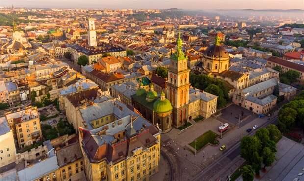 Львов, Украина