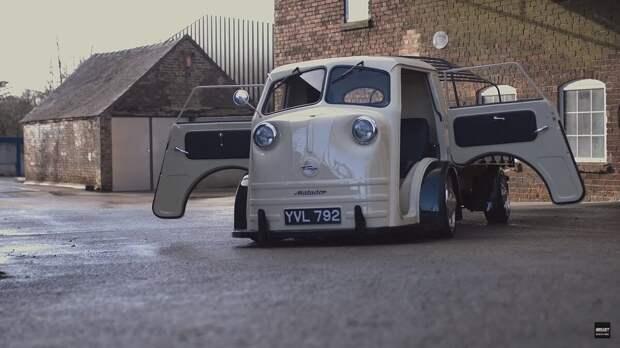Tempo Matador 1949-1952 - Немецкий Бульдог