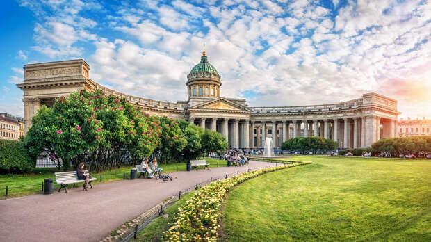 Почему именно Питер стал культурной столицей России?