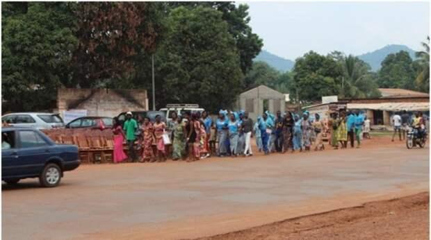 ООН указали на участие в кампании по дискредитации армии ЦАР и ее союзников