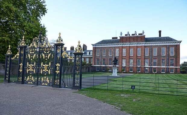 Возле дворца британского принца нашли труп женщины