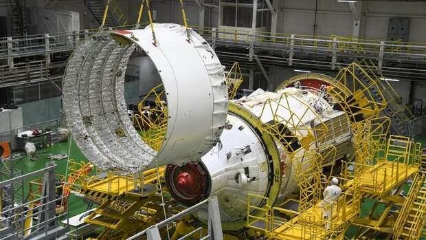 Рогозин сообщил о выходе модуля «Наука» на расчетную орбиту