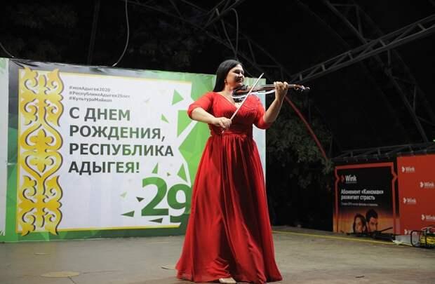 Классика в подарок: в День республики Адыгея «Ростелеком» организовал показ знаменитого оперного шоу