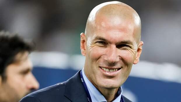 Зидан: «Абсурдно думать, что «Реала» не будет в Лиге чемпионов в следующем сезоне»