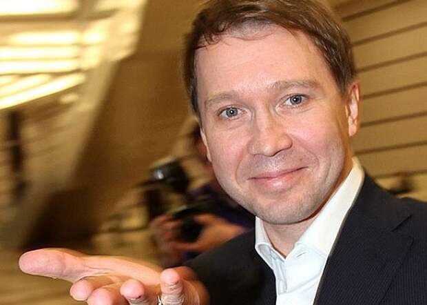 Благотворитель Евгений Миронов./ Фото: namk.ru