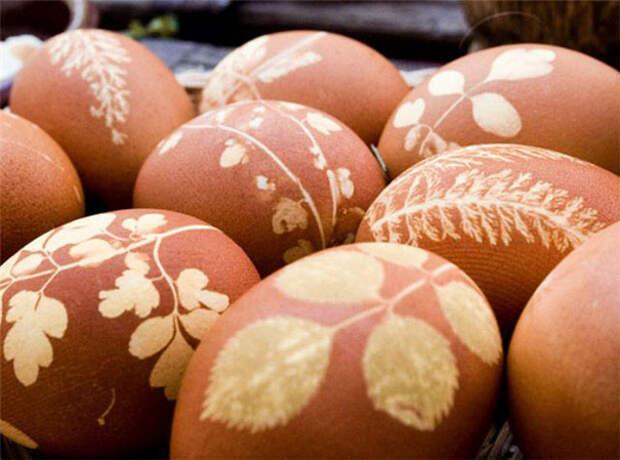 Креативные идеи для раскрашивания пасхальных яиц