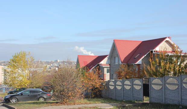 Ввод жилья в Белгородской области сократился почти на 22%