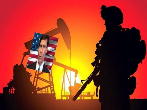 США выдвинули ультиматум России, требуя не атаковать американских военных в Сирии,  контролирующих нефть. Комментарий эксперта