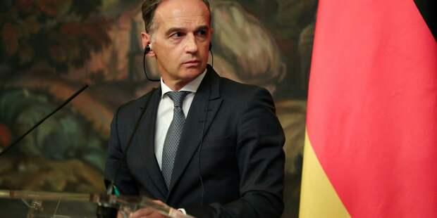 МИД Германии: Россия должна начать сотрудничать с Украиной