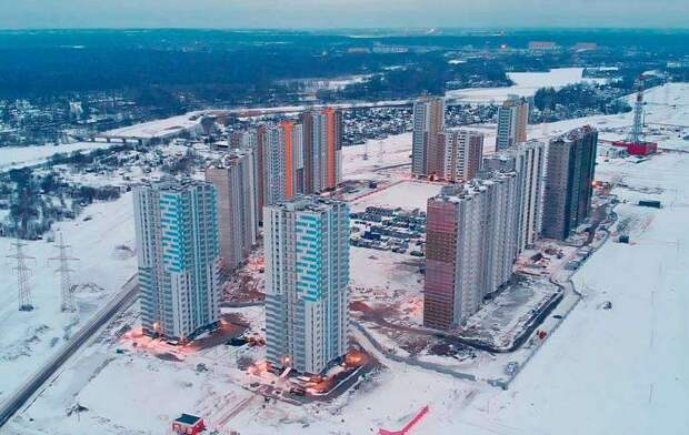Новые города Сибири
