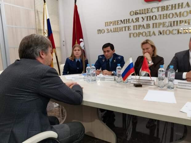 Воровство, бездействие, спорные аукционы — прокурор и омбудсмен обещали защитить бизнес Москвы