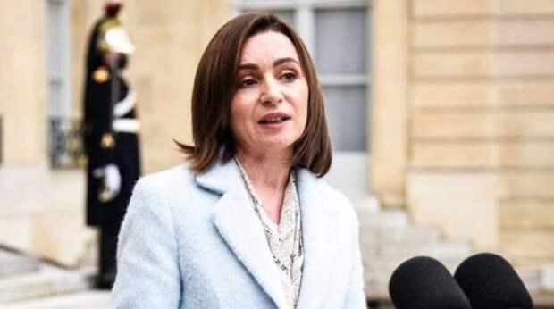 Сплошное разочарование: в Молдавии огласили итоги 100 дней президентства Санду