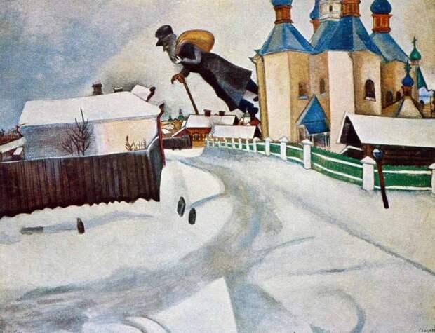 Выставка «Охотники за искусством» в Москве представит работы Малевича и Шагала