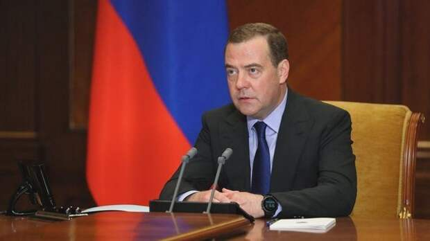 Сегодняшний кризис в России напомнил Медведеву начало 1990-х годов