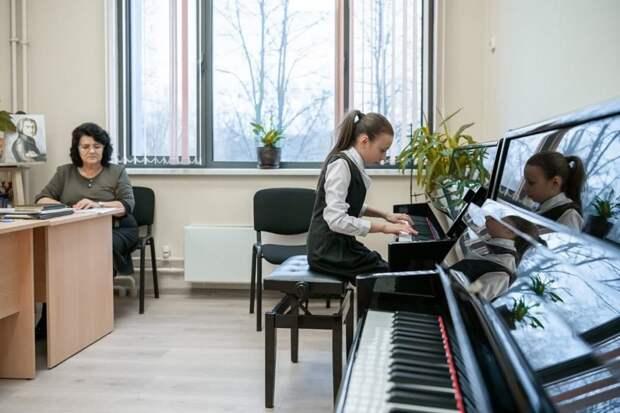 Наталья Сергунина рассказала о программе ВДНХ ко Дню знаний. Фото: М. Мишин mos.ru