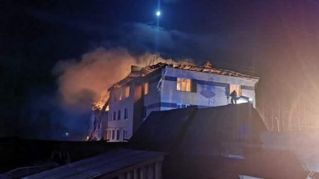 Взрыв газа в Нижегородской области: судьба одного ребенка неизвестна
