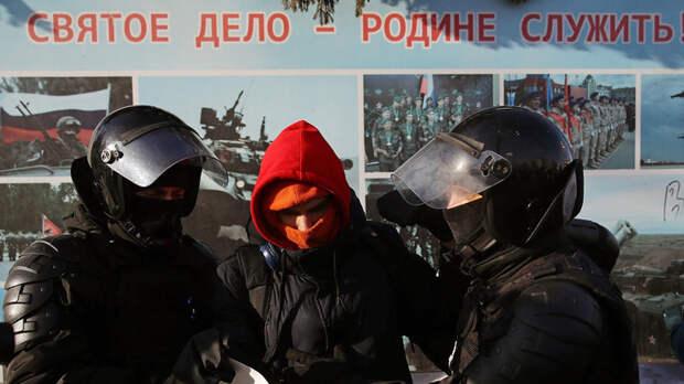 Навальный слил протест? Вторая серия собрала в 10 раз меньше статистов