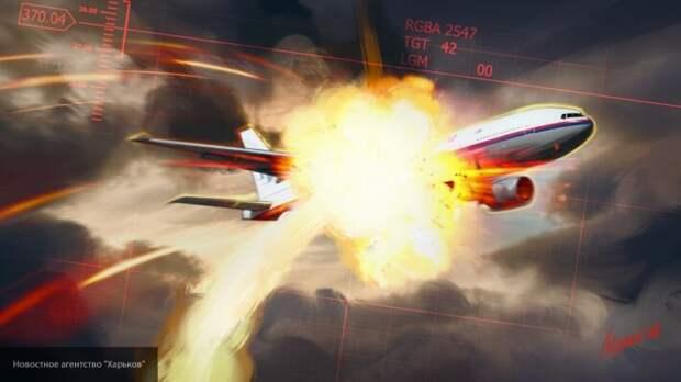 Баранец объяснил, почему Россия не может доказать свою невиновность в крушении MH17
