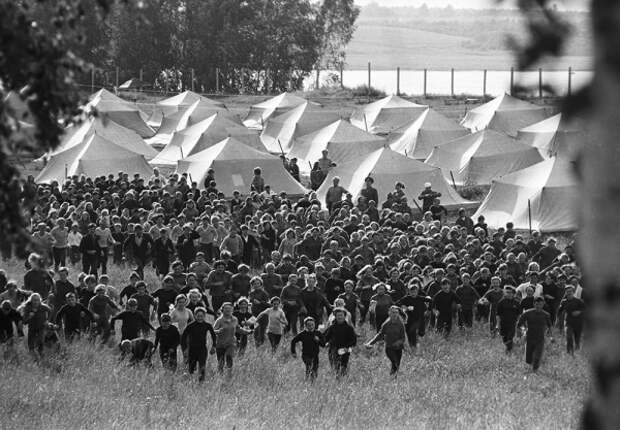"""Чем стала военно-спортивная игра """"Зарница"""" для миллионов советских школьников"""