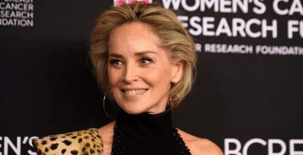 Шэрон Стоун рассказала, зачем снялась для Playboy
