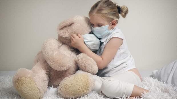 «Британский» штамм коронавируса увеличил уровень заболеваемости среди детей