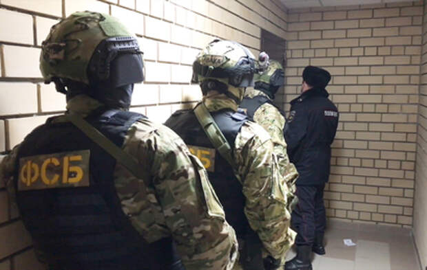 ФСБ выявила 55 подпольных оружейников