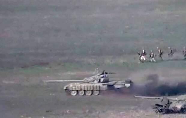 Война в Карабахе: Конфликт разгорается