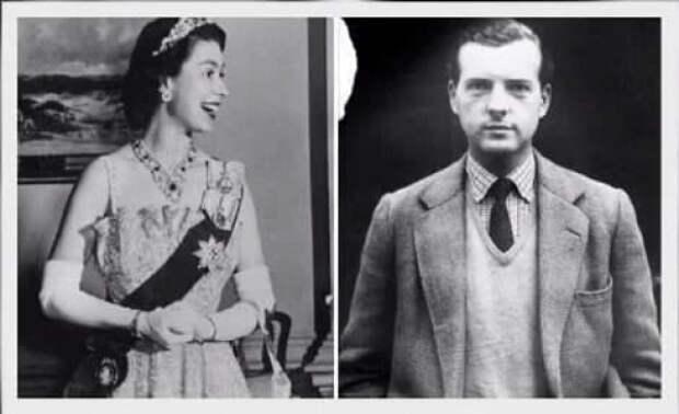 Мужчины в жизни королевы