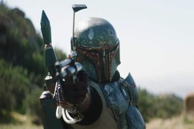 Компания Disney анонсировала сериал про Бобу Фетта из «Звездных войн»
