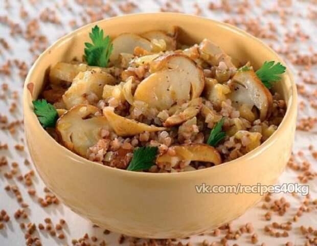 5 питательных диетических блюд с гречкой