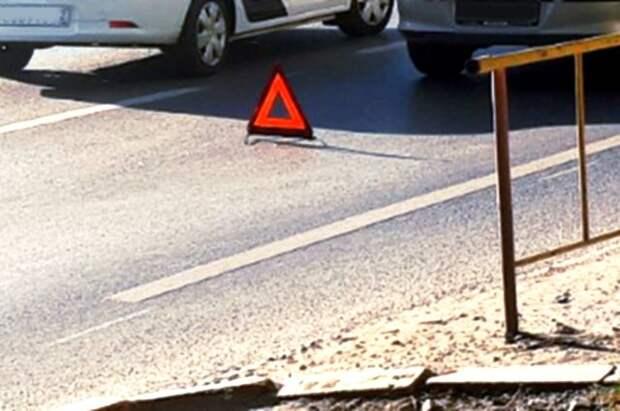 В ДТП с маршруткой в Ульяновске пострадали девять человек