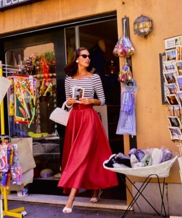 7 вещей, которые одинаково популярны у модниц прошлого и настоящего