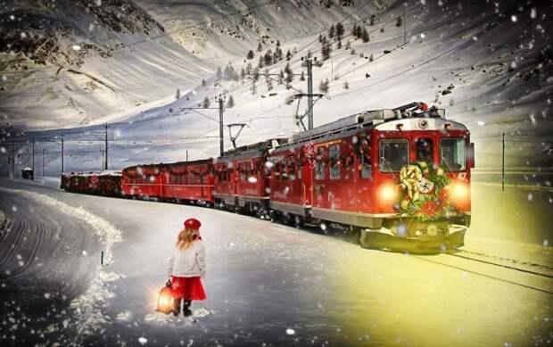 Между Петербургом и Ярославлем запустят «Новогодний экспресс»