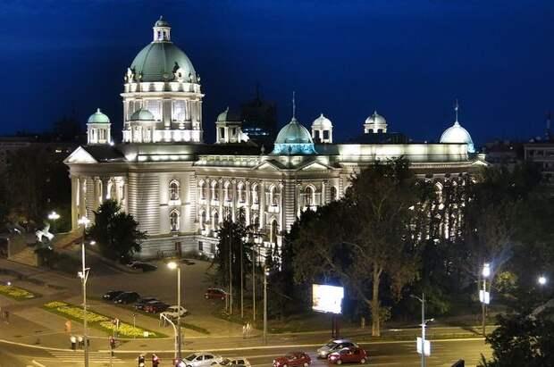 Белград ожидает визит Путина в 2021 году — Лазански