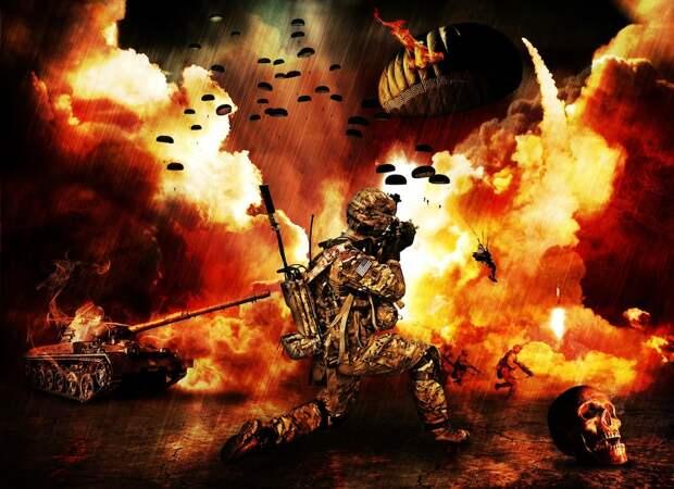 Неизбежность войны. Где прольётся первая кровь?
