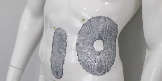В Марьине впервые в мире начали производить «Титановый шелк»