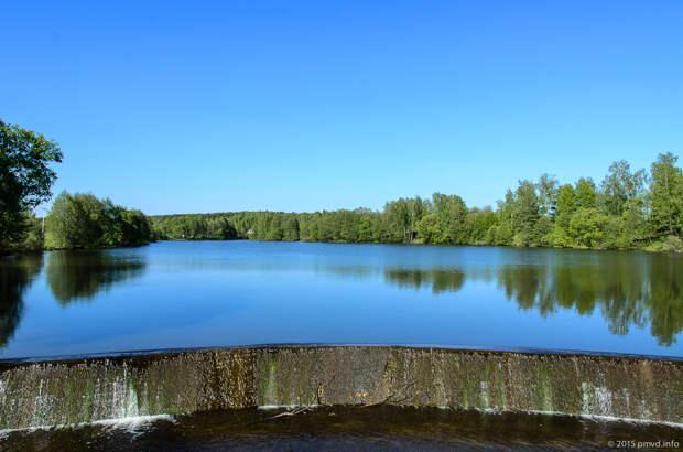 Два чеховских предприятия оштрафованы за загрязнение реки Люторки
