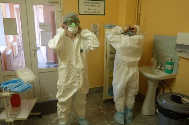 Премии борцам с коронавирусом: сколько получат врачи и медсестры от государства