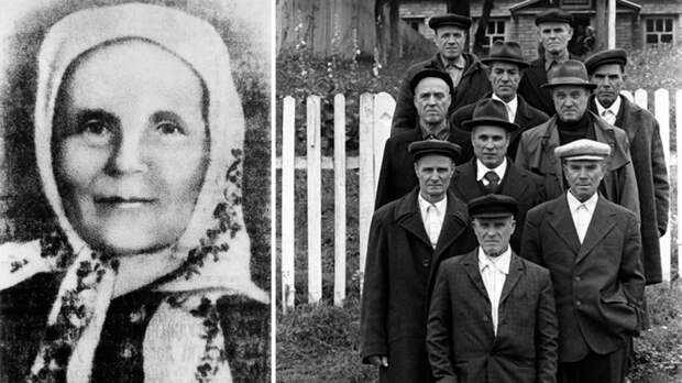 Мать отправила на войну 10 сыновей… и все вернулись!