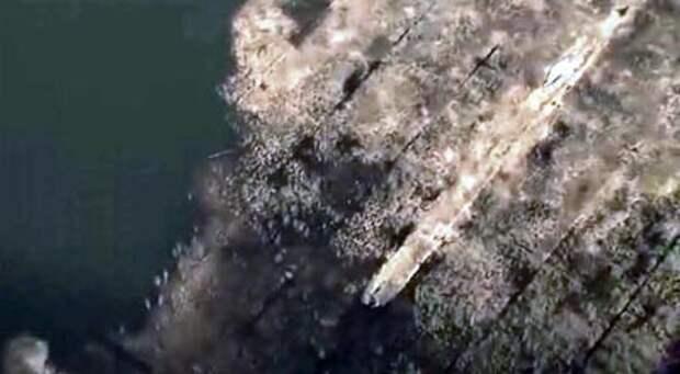 Звездный Лось и подводный город Зюраткуля