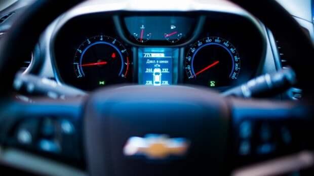 Chevrolet расширила список оборудования минивэна Orlando