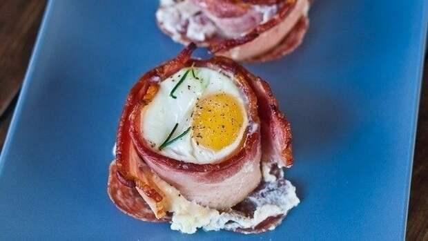 Идеи для яичницы. Чтобы завтрак был вкуснее и веселее