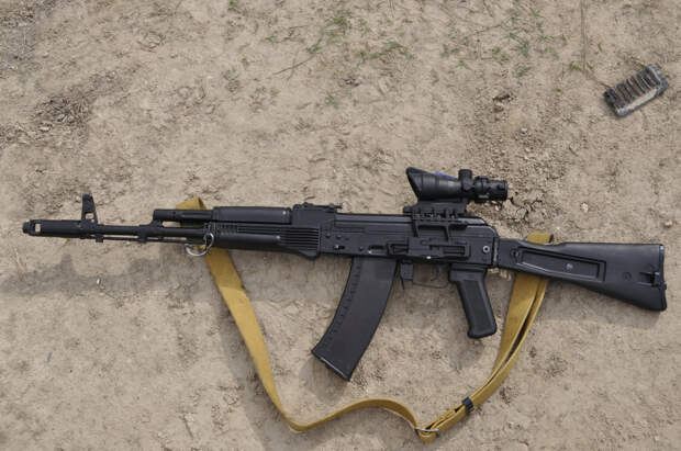 Российская армия получила новейшие «Калашниковы»: в полтора раза эффективнее
