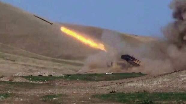 Минская группа ОБСЕ намерена добиться прекращения боев в Нагорном Карабахе