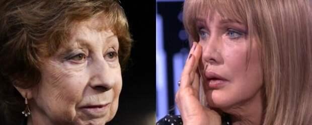 Лия Ахеджакова прокомментировала скандальное признание Елены Прокловой