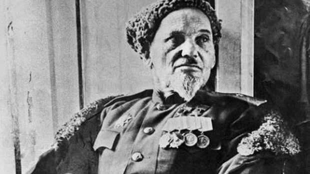 «Батька Ковпак» — легендарный партизан, наводивший ужас на немцев своими рейдами по тылам
