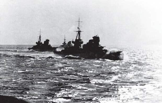 Боевые корабли. На пути к совершенству - 1 часть