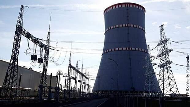 Блокада Белорусской АЭС заставила Литву переплачивать за электричество