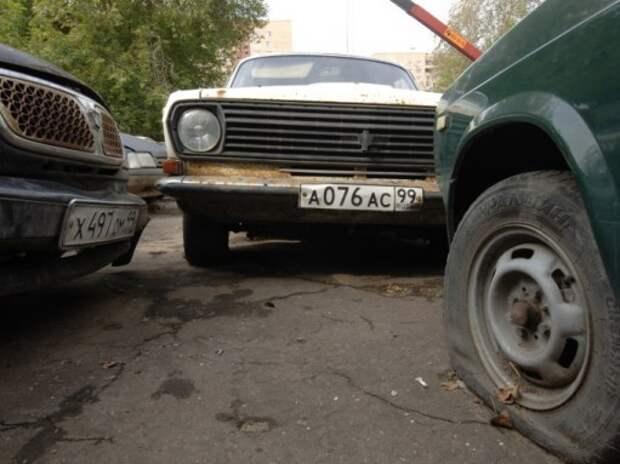 Москва получила в собственность первые автомобили, невостребованные со штрафстоянок